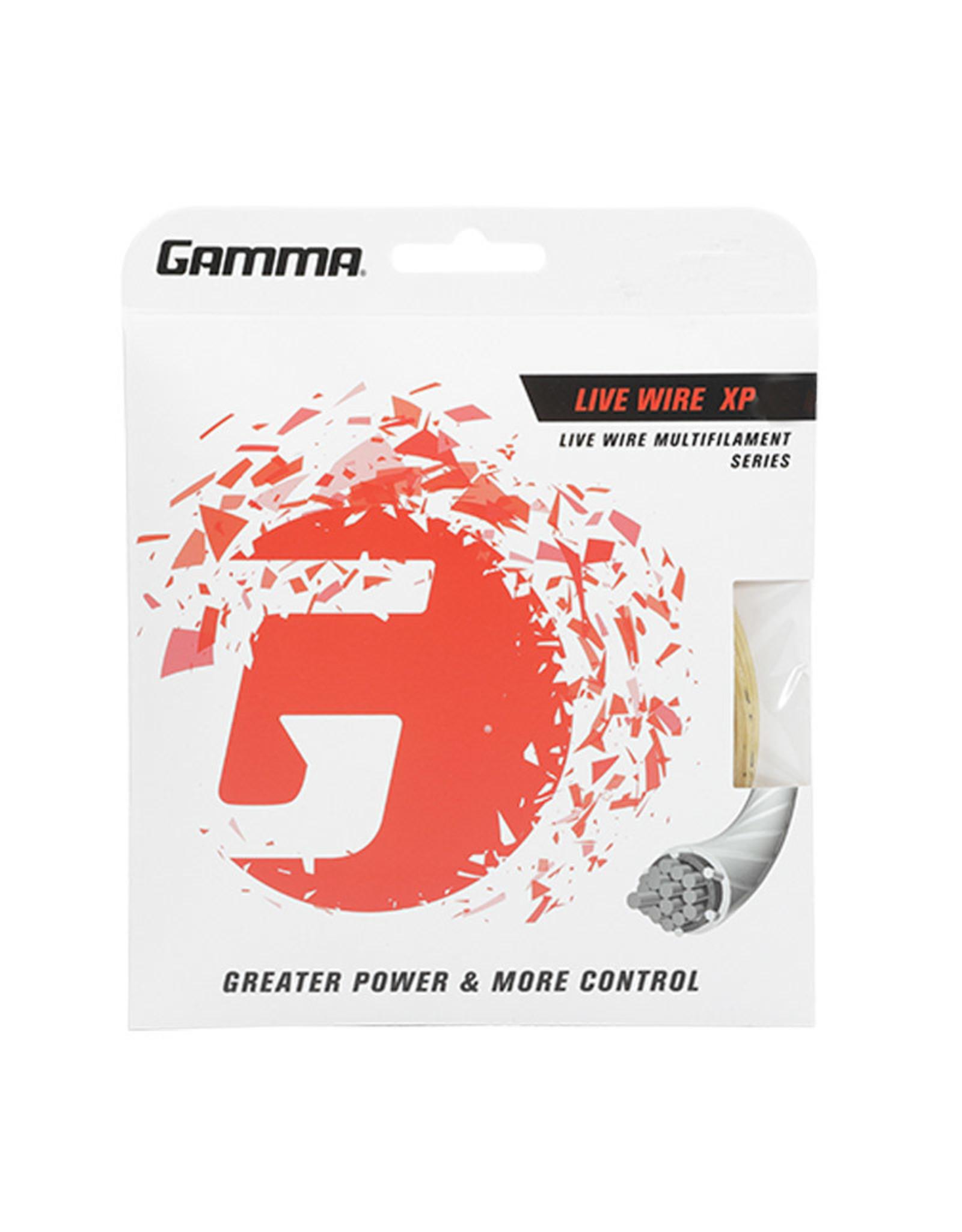 Gamma Gamma Live Wire XP String