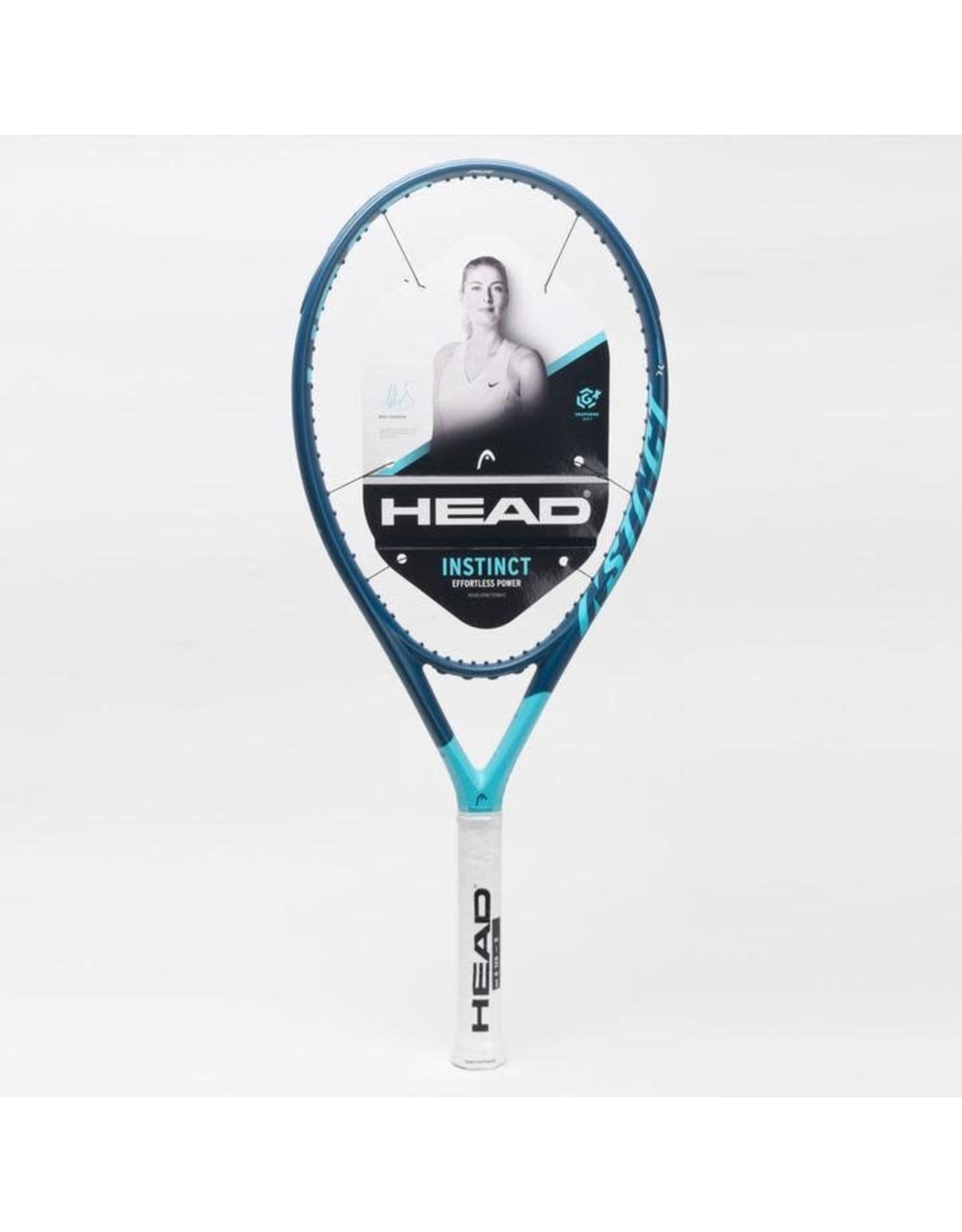 Head Head Graphene 360+ Instinct PWR Tennis Racquet