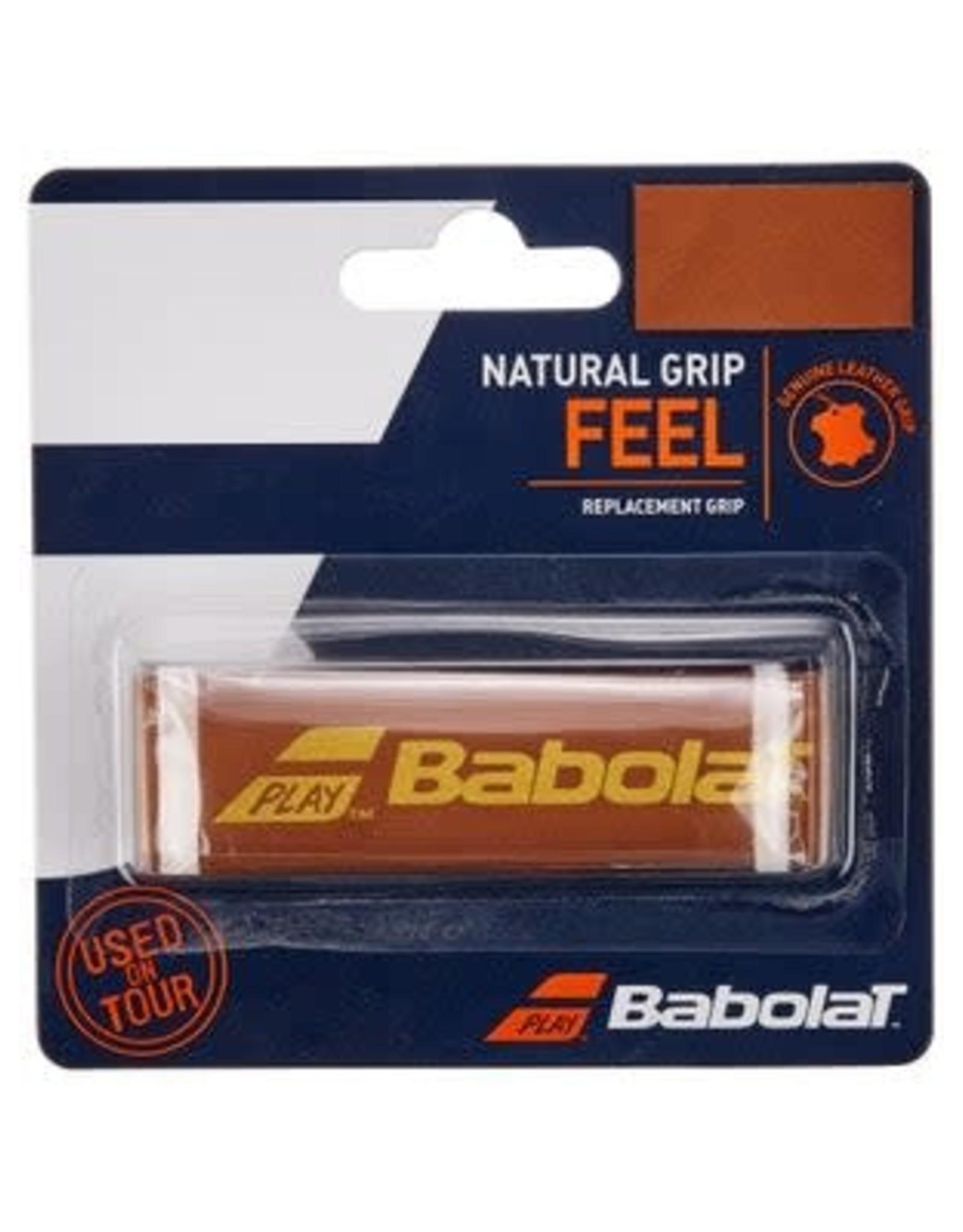 Babolat Babolat Natural Grip Feel Brown Replacement Grip