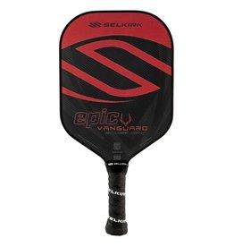 Selkirk Selkirk Vanguard Hybrid Epic Midweight Crimson Black Pickleball Paddle