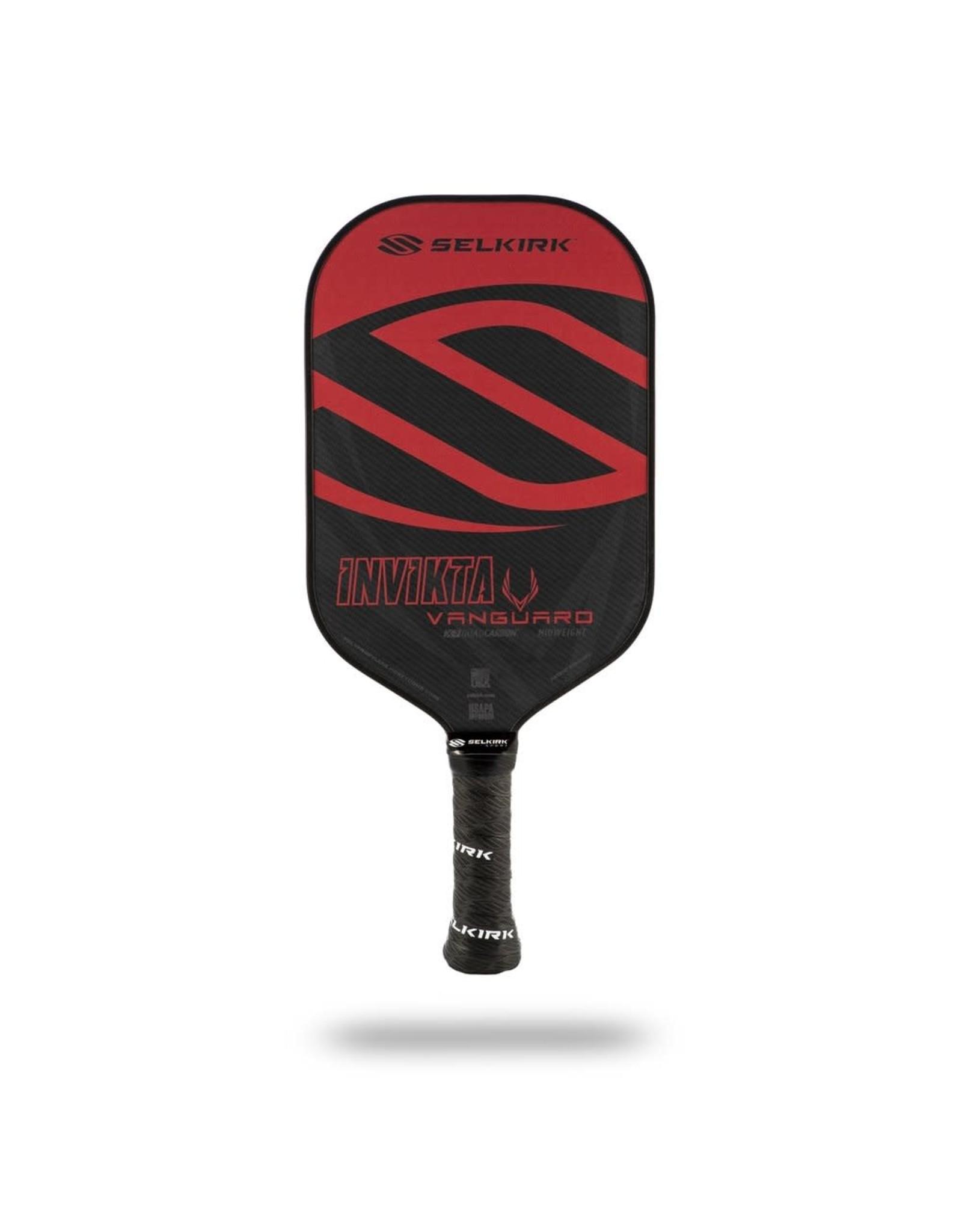 Selkirk Selkirk Vanguard Hybrid Invikta Midweight Crimson Black