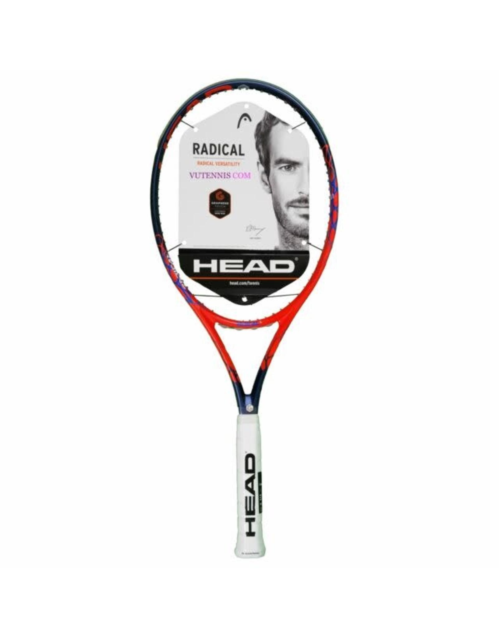 Head Head Radical S Tennis Racquet