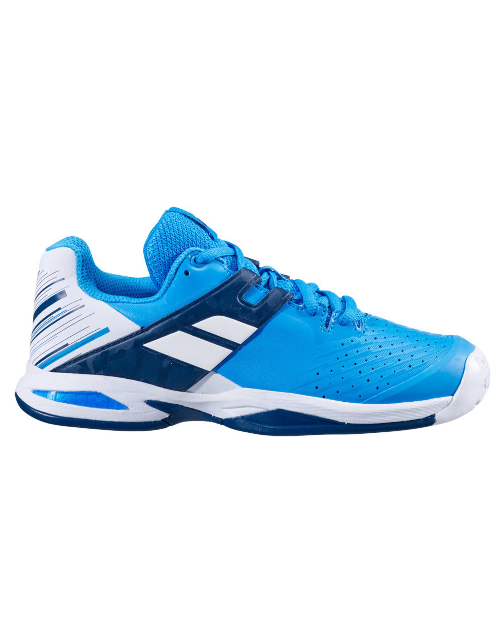 Babolat Junior's Propulse All Court Tennis Shoes  (Drive Blue)