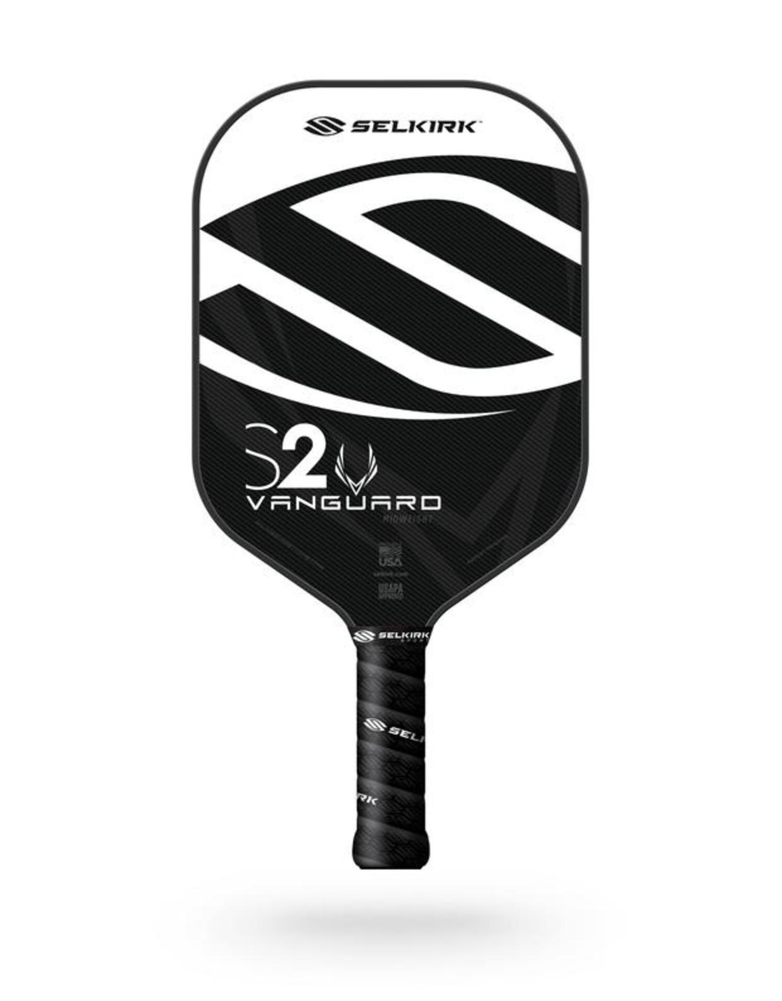Selkirk Selkirk  Vanguard Hybrid S2 Midweight Black Frost