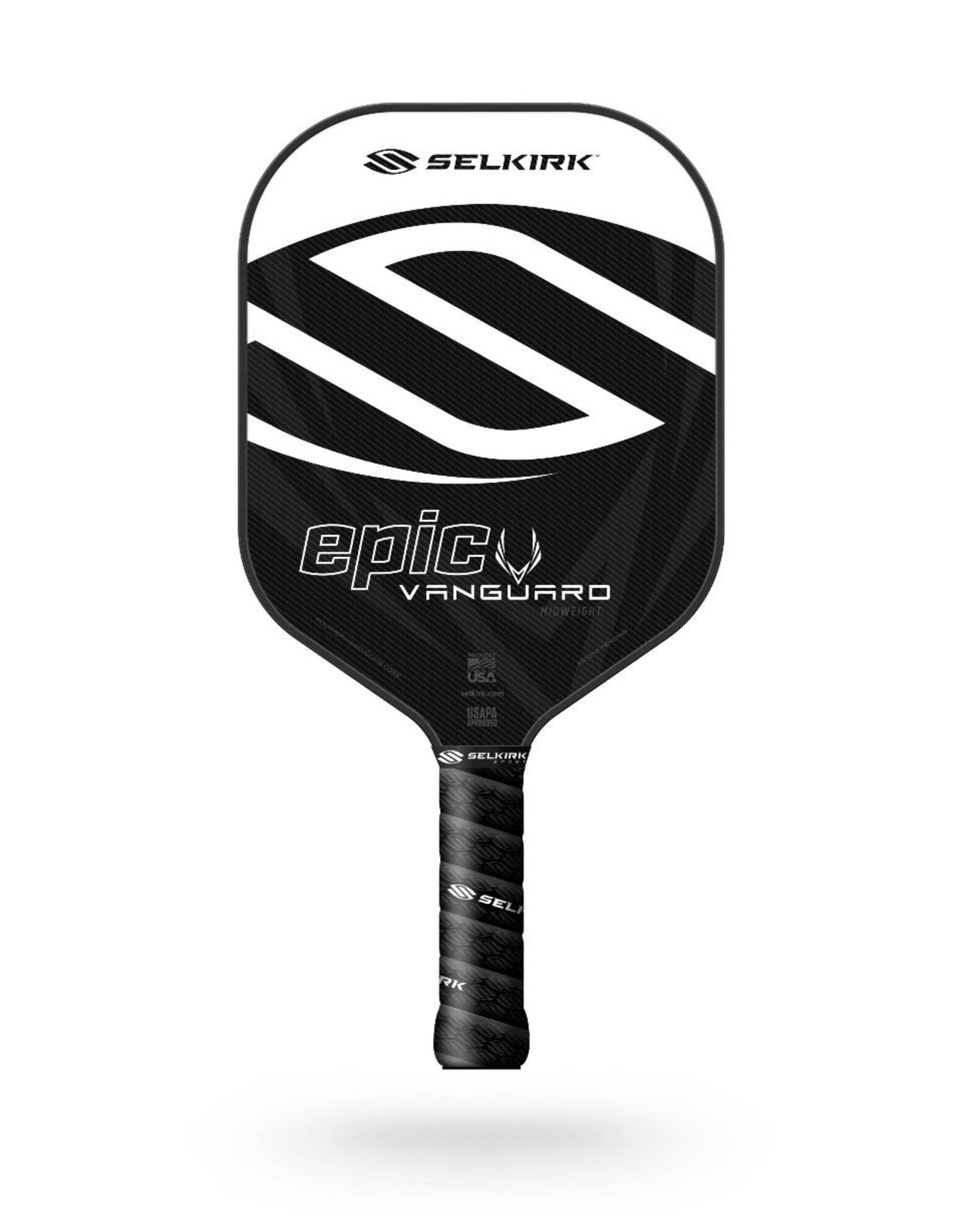 Selkirk Selkirk  Vanguard Hybrid Epic Midweight Black Frost