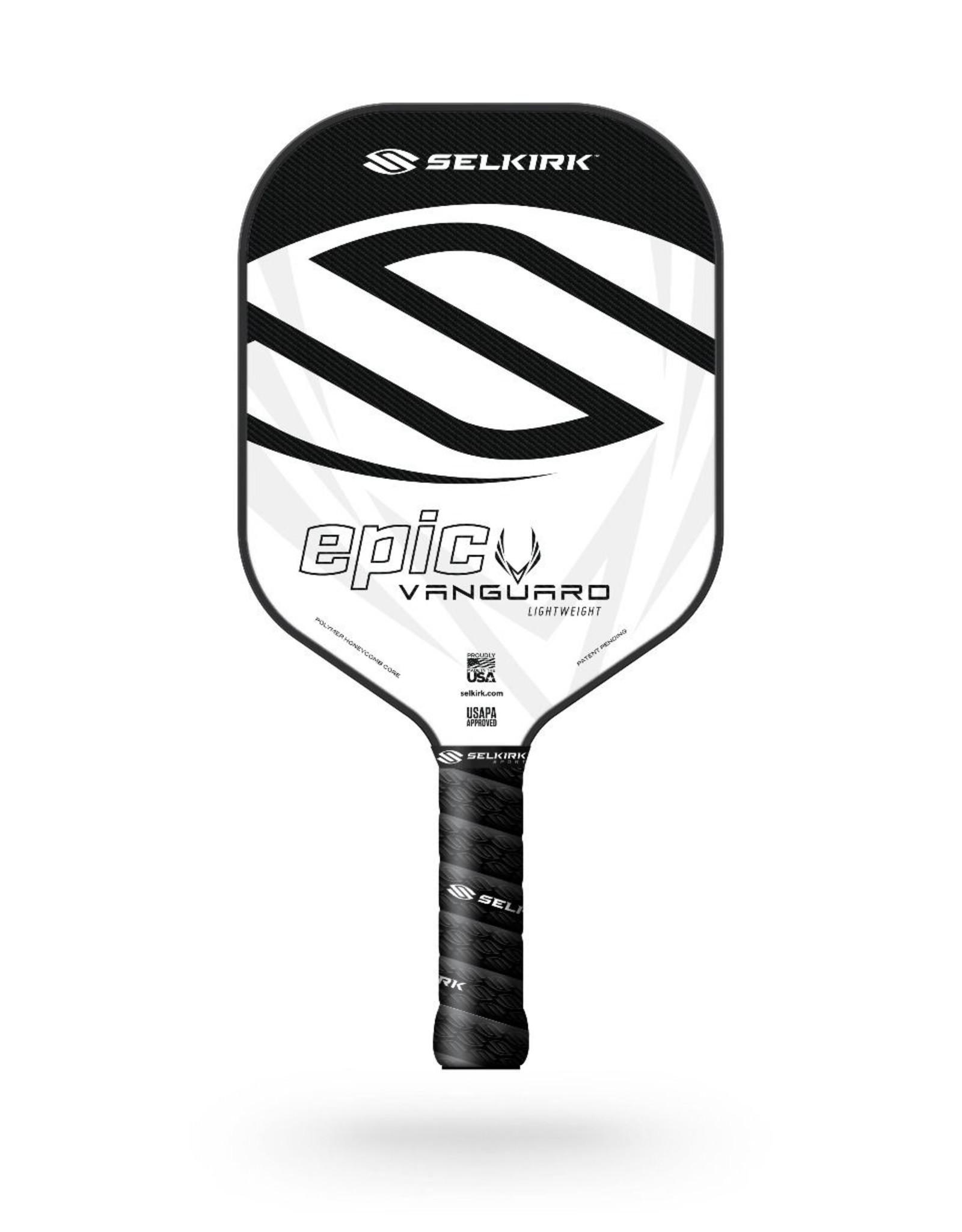 Selkirk Selkirk  Vanguard Hybrid Epic Lightweight Black Frost
