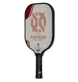 Onix Onix Evoke Premier Light Weight Red Pickleball Paddle