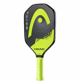 Head Head Extreme Tour Max Yellow (2021) Pickleball Paddle