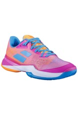Babolat Babolat Women's Jet Mach 3 AC Tennis Shoes (Hot Pink)
