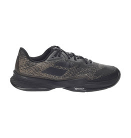 Babolat Babolat Men's Jet Mach 3 AC Tennis Shoes (Black/Gold)