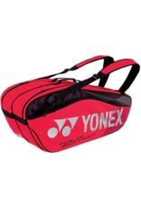 Yonex Pro Racquet Bag Red (6Pcs)