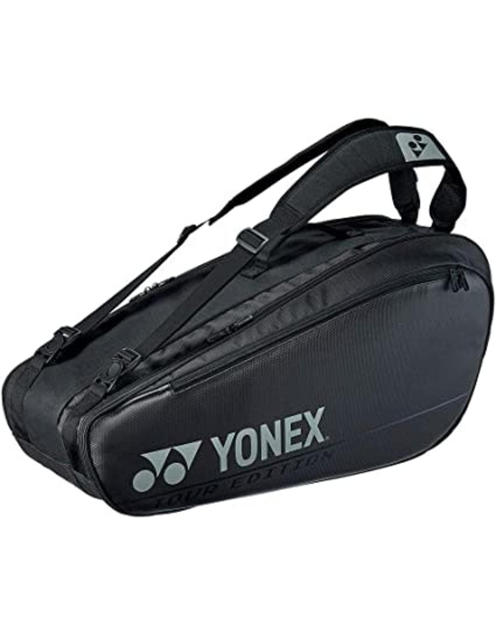 Yonex Pro Racquet Bag Black (6Pcs)