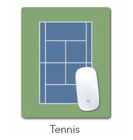 Racquet Inc Tennis Court Mouse Pad