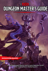 Dungeons & Dragons D&D 5th: Dungeon Masters Guide