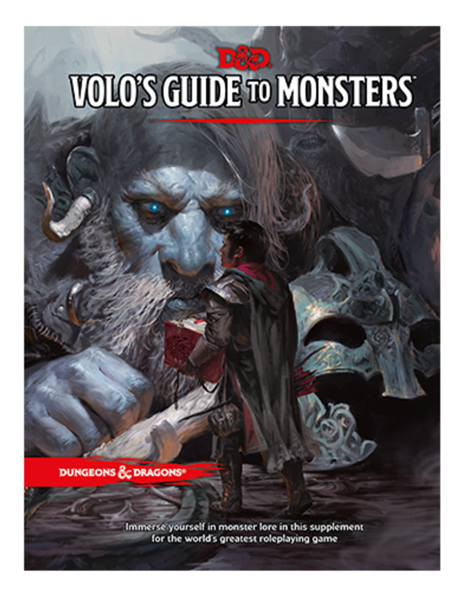 Dungeons & Dragons D&D 5th: Volo's Guide to Monsters