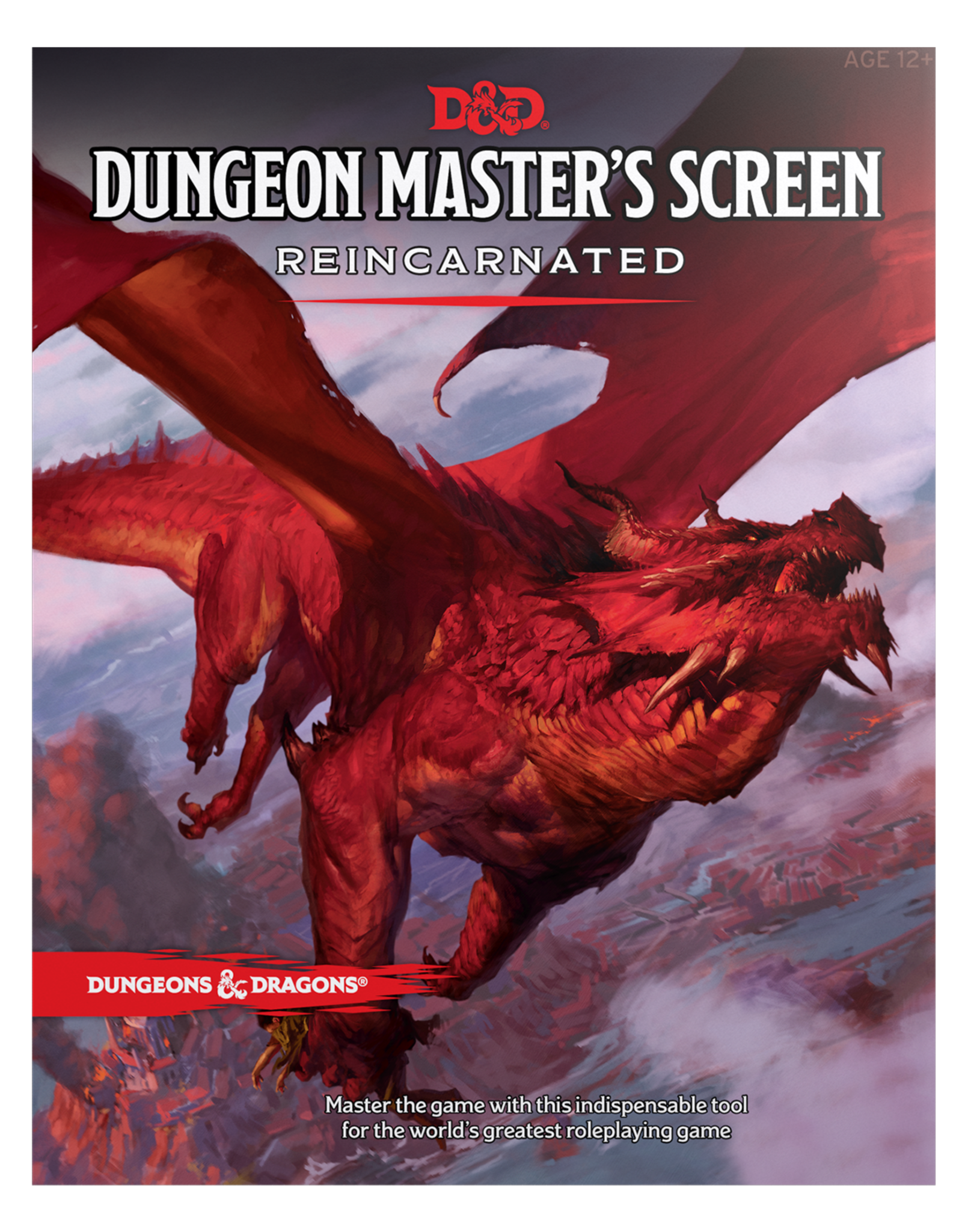 Dungeons & Dragons D&D 5th: DM Screen Reincarnated