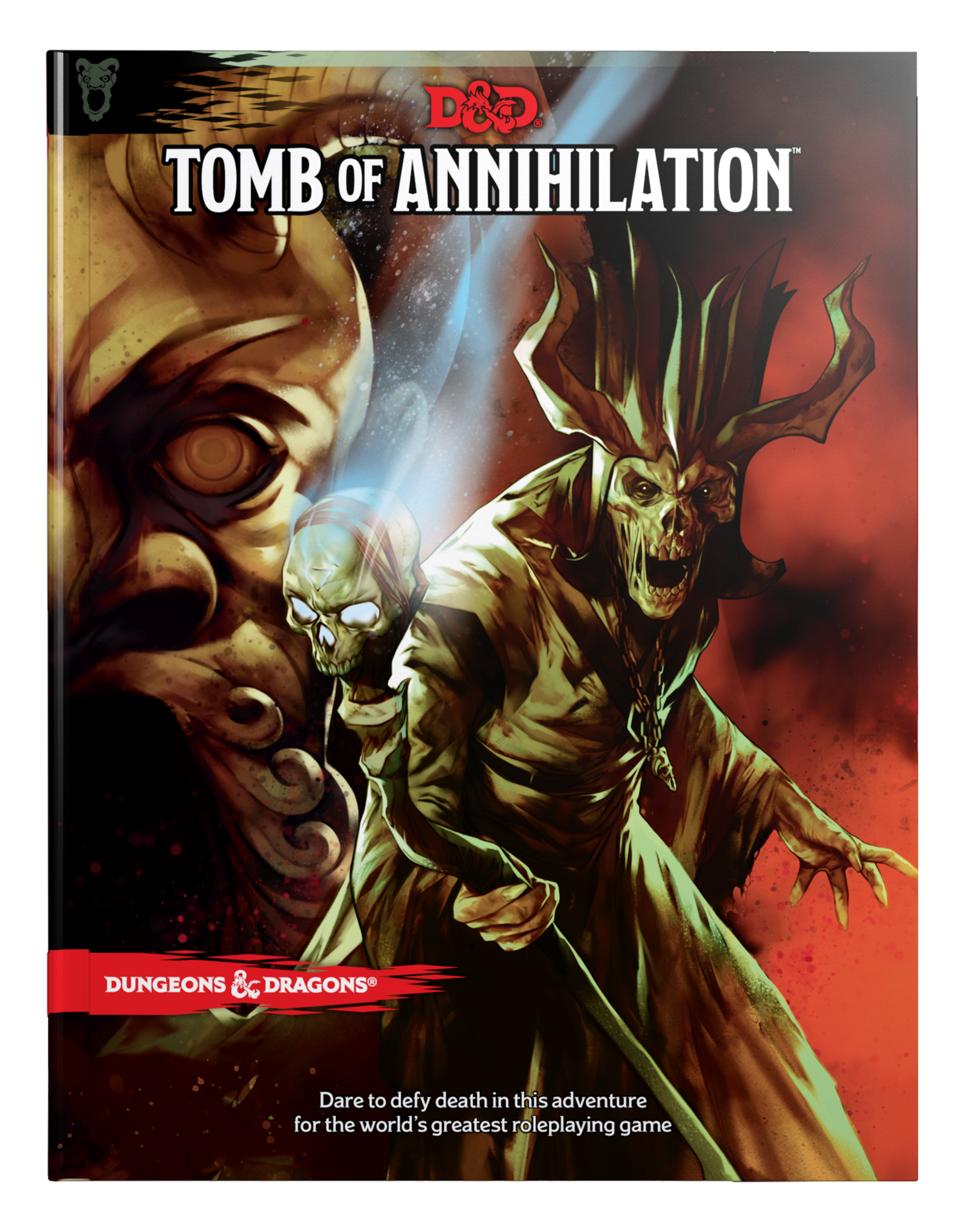 Dungeons & Dragons D&D 5th: Tomb of Annihilation