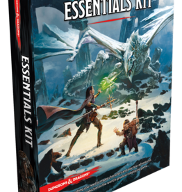 Dungeons & Dragons D&D 5th: Essentials Kit