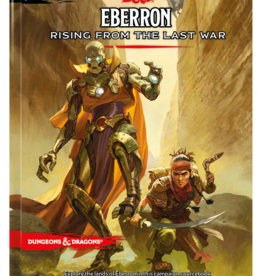 Dungeons & Dragons D&D 5th: Eberron