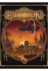 Dungeons & Dragons D&D 5th: Eberron Collector's Cover