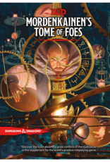 Dungeons & Dragons D&D 5th: Mordenkainen's Tome of Foes