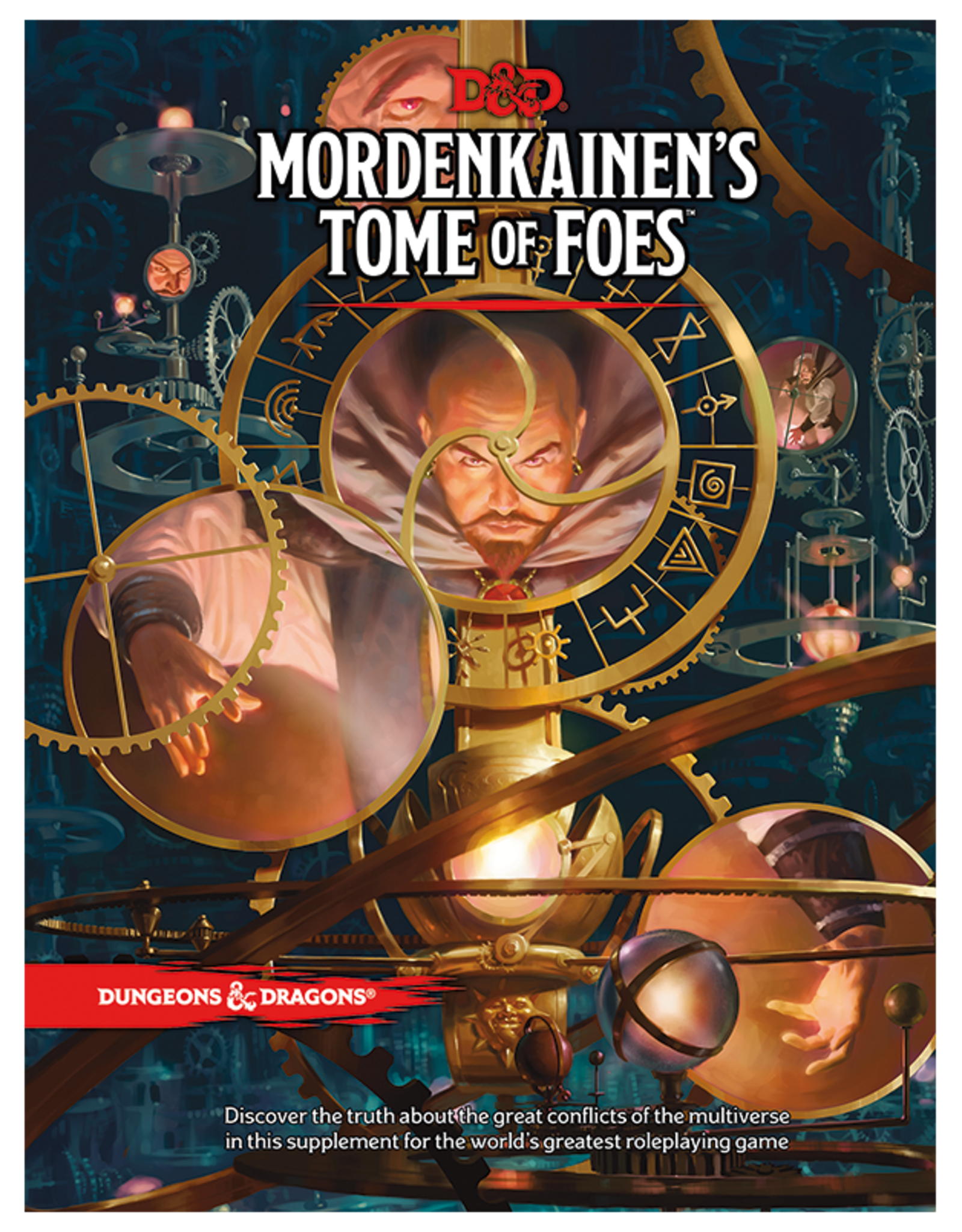 Dungeons & Dragons D&D 5th: Mordenkainen's Tome