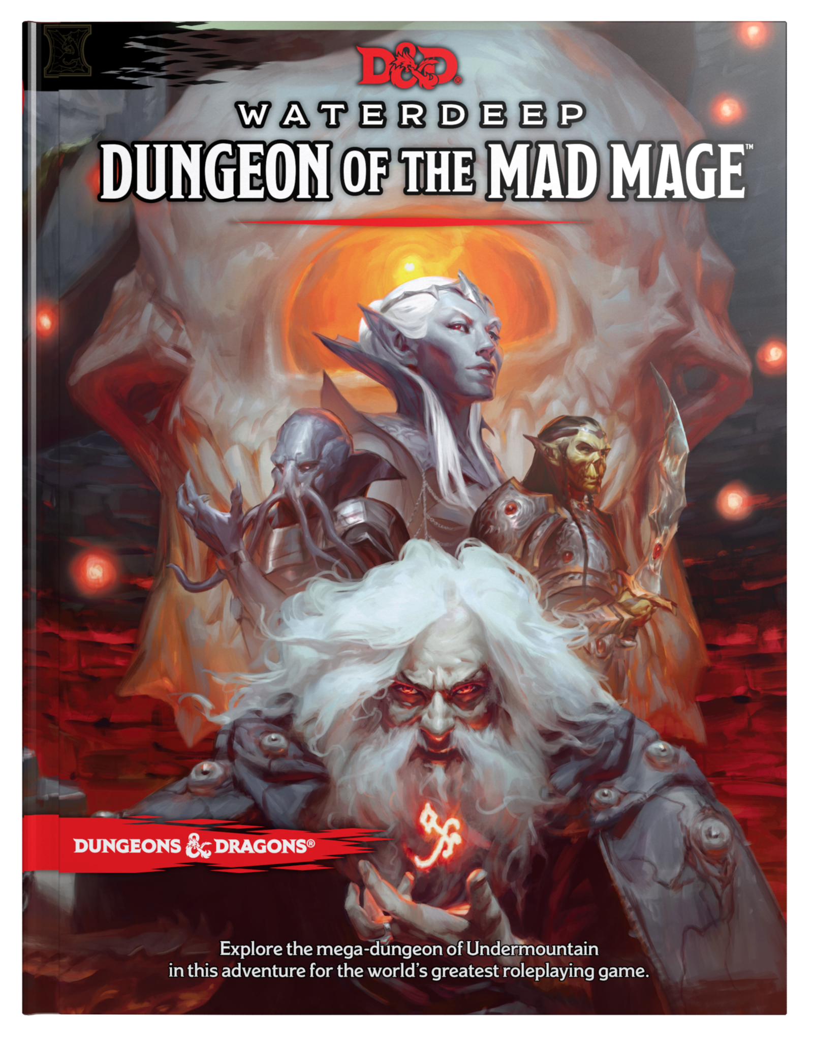 Dungeons & Dragons D&D 5th: Dungeon of the Mad Mage