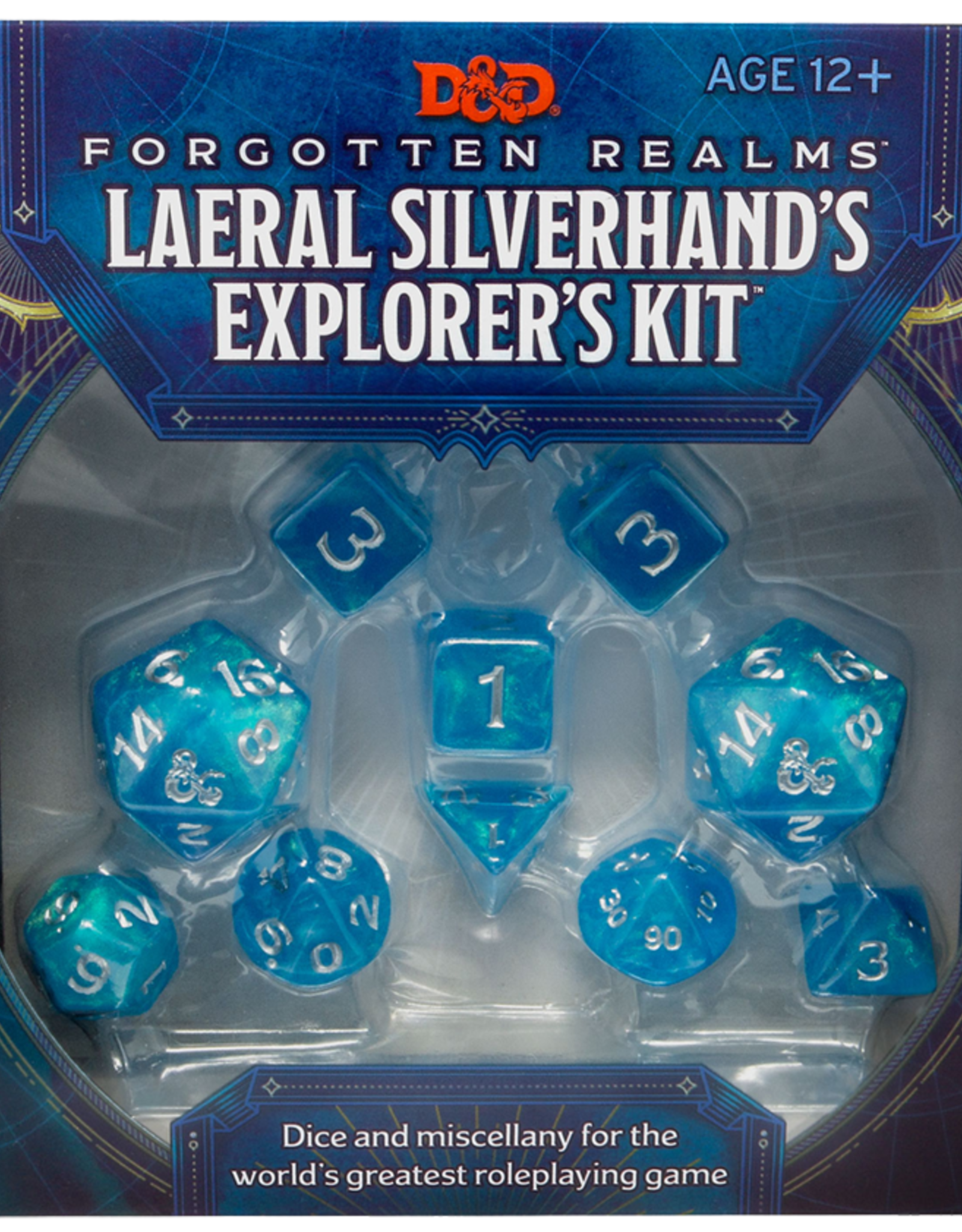 Dungeons & Dragons D&D 5th: Laeral Silverhand's Explorer's Kit