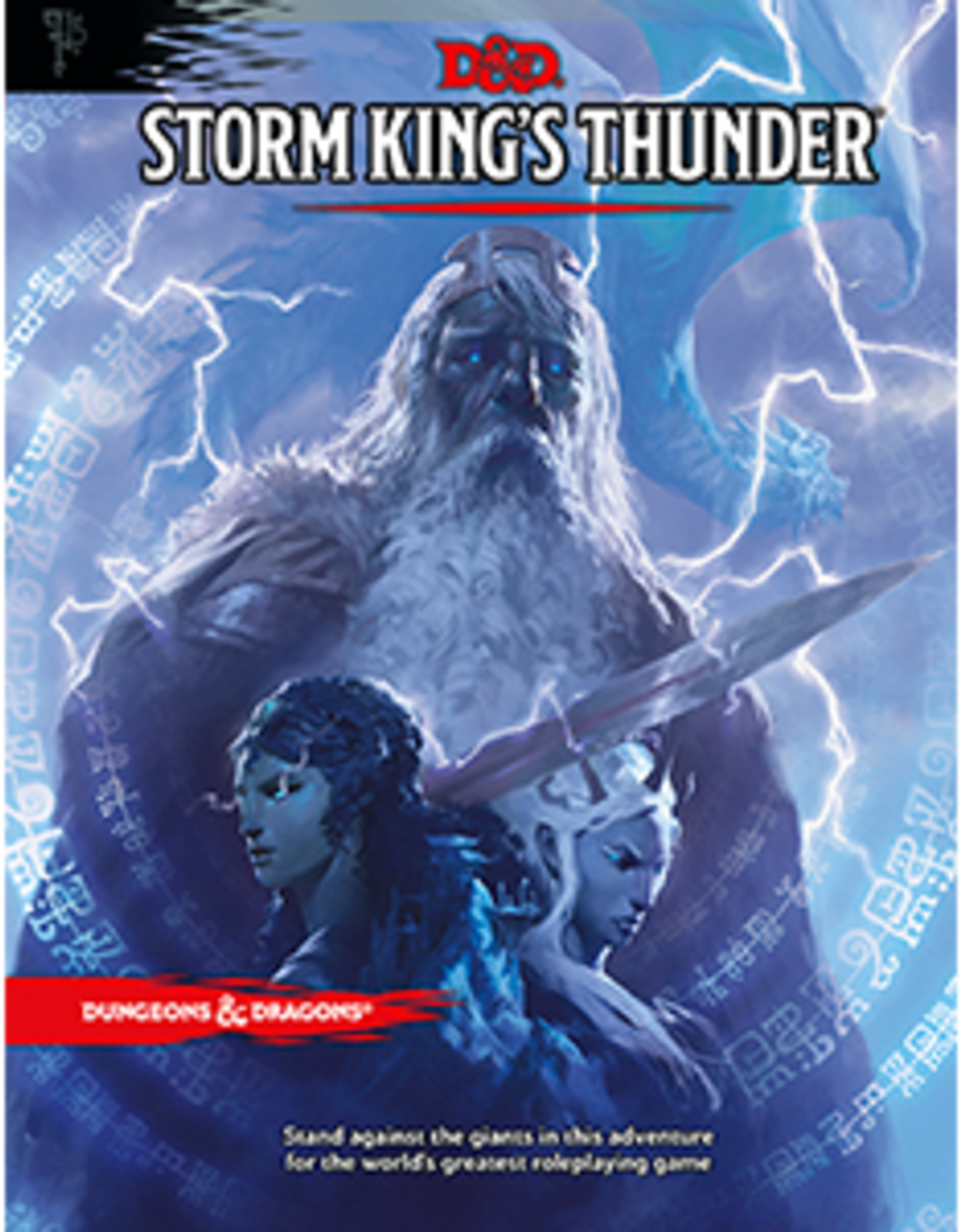 Dungeons & Dragons D&D 5th: Storm King's Thunder