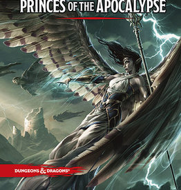 Dungeons & Dragons D&D 5th: Princes of the Apocalypse