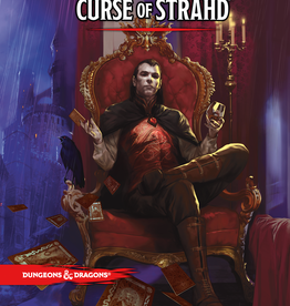 Dungeons & Dragons D&D 5th: Curse of Strahd