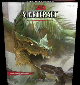 Dungeons & Dragons D&D 5th: Starter Set