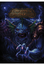 Dungeons & Dragons D&D 5th: Ghosts of Saltmarsh Collector Cover