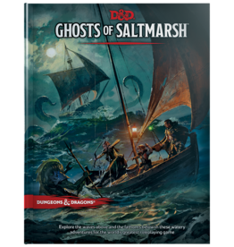 Dungeons & Dragons D&D 5th: Ghosts of Saltmarsh