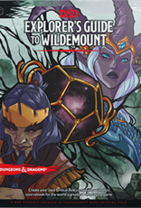 Dungeons & Dragons D&D 5th: Explorers Guide to Wildemount
