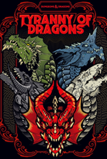 Dungeons & Dragons D&D 5th: Tyranny of Dragons