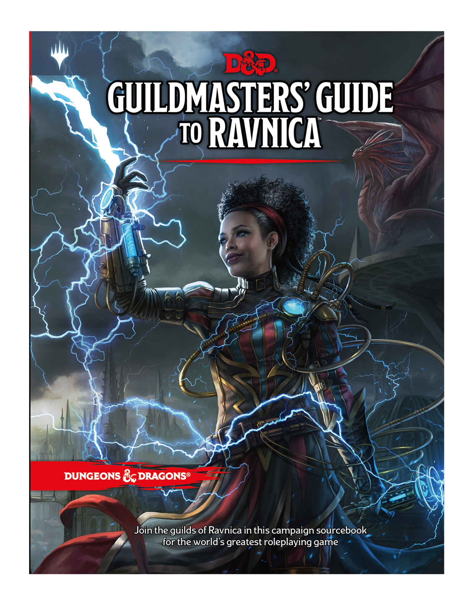 Dungeons & Dragons D&D 5th: Guildmaster's Guide to Ravnica