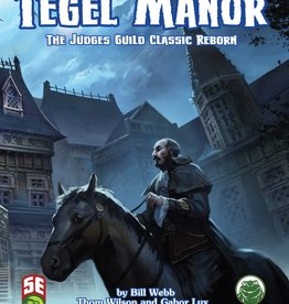 Dungeons & Dragons Tegel Manor Revisited (D&D 5th)