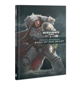 Games Workshop Saga of the Beast - Psychic Awakening Book 6