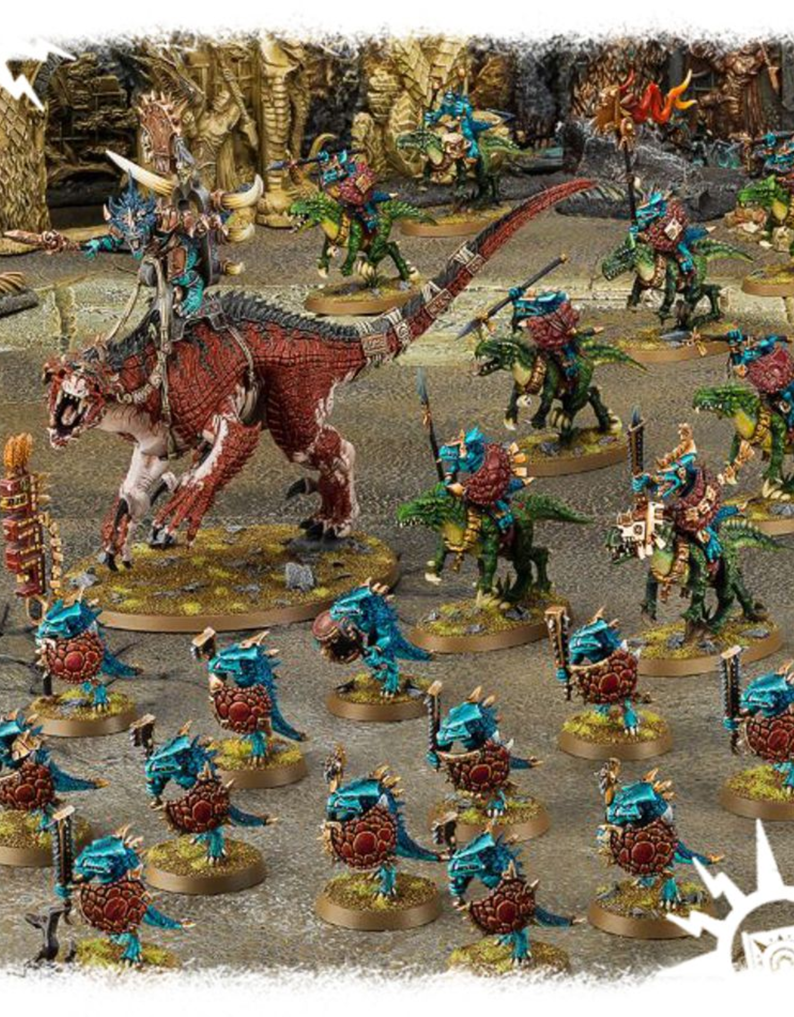 Games Workshop Start Collecting - Seraphon