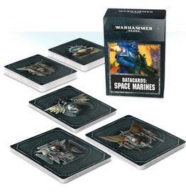 Warhammer 40k 40k - Space Marine Data Cards