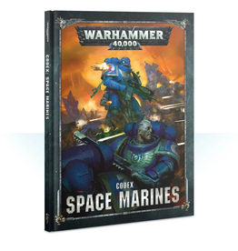 Games Workshop Codex: Space Marine