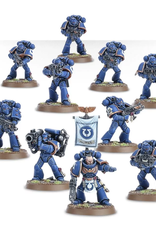 Warhammer 40k Space Marines - Tactical Squad