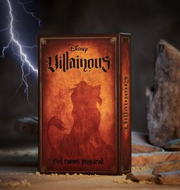 Ravensburger Villainous - Evil Comes Prepared