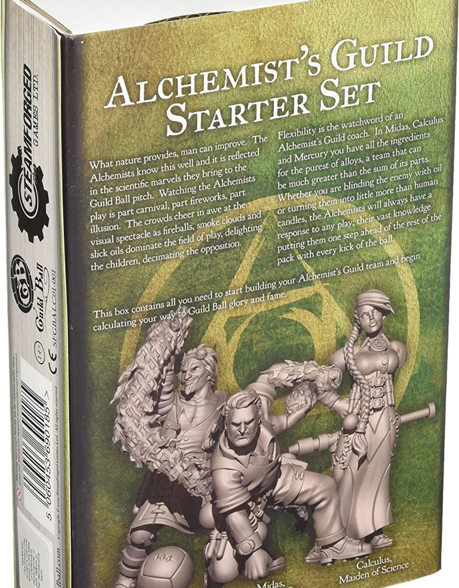 Steamforged Alchemist's Guild Starter