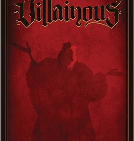 Ravensburger Villainous: Perfectly Wretched