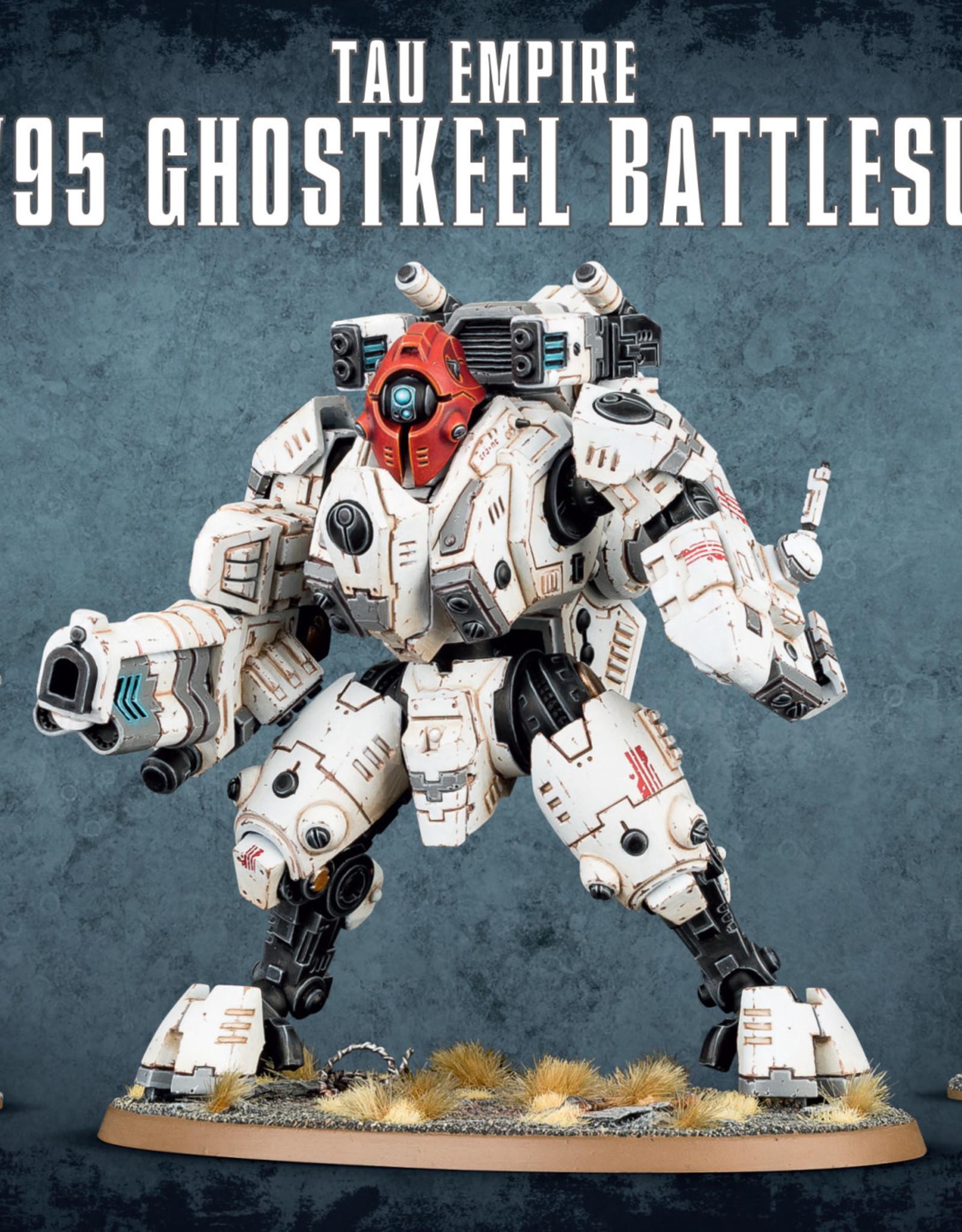 Games Workshop 40k - Tau - XV95 Ghostkeel Battlesuit