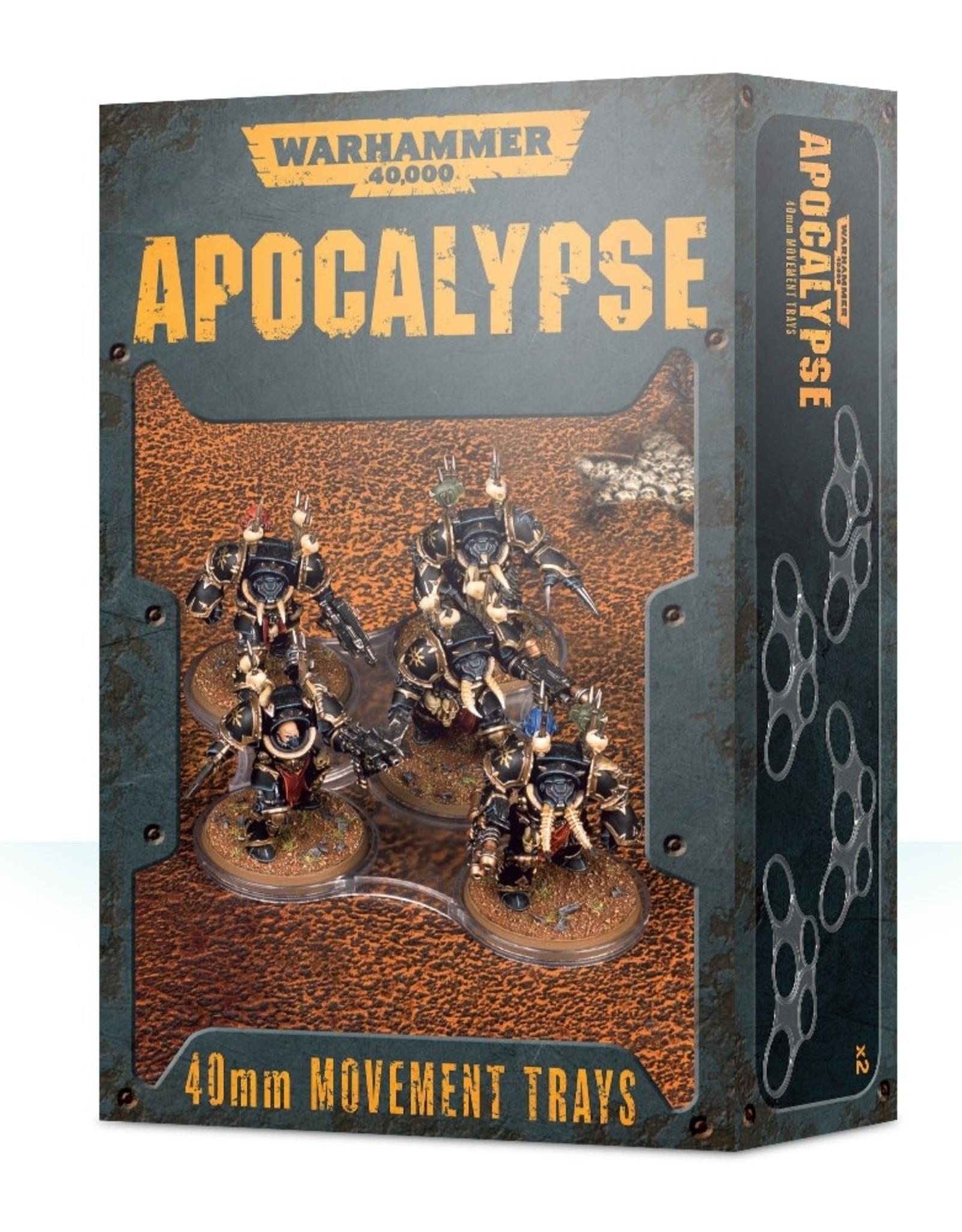 Games Workshop 40k Apocalypse 40mm MT