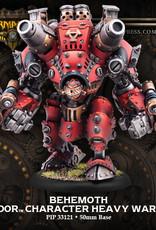 Warmachine Khador - Behemoth