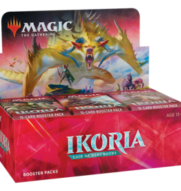 Magic the Gathering MTG - Ikoria Booster Box
